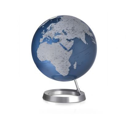 Full Vision Circle Midnight Blu Globe