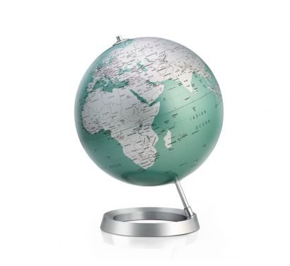 Full Vision Circle Mint Globe