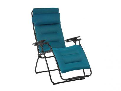 Futura Air Comfort Relaxing Armchair - Coral Blue
