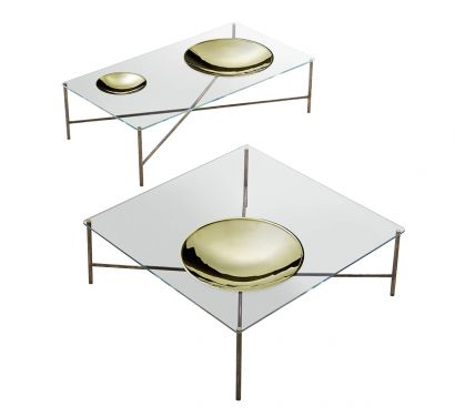 Golden Moon Tavolino