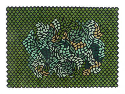 Garden of Eden Rugs Collection - Rectangular 350x260