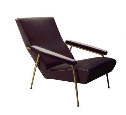 D.153.1 Gio Ponti Armchair - Velvet W.6278