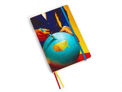 Globe Big Notebook