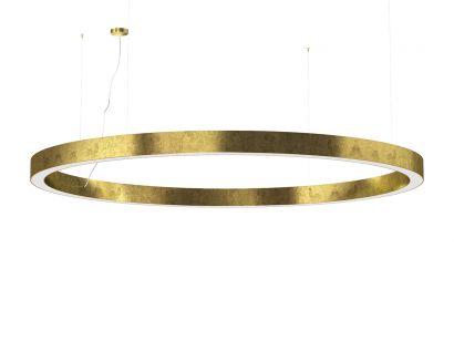 Golden Ring Ø 301 Lampe de Suspension