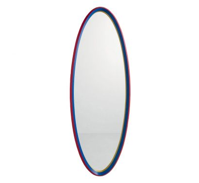 45° Oval Mirror