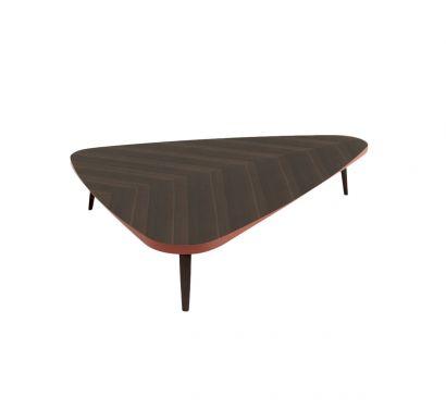 Gramercy  Triangular Coffee Table