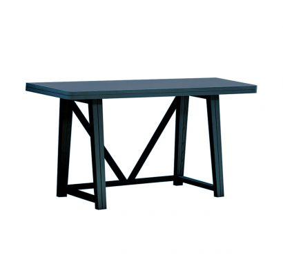 Gray 51 Consolle/Table - Avio Lacquered Oak