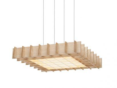 Grid 1x1 Lampada a Sospensione