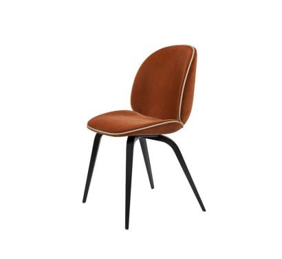 Beetle Dining Chair - Base in Legno