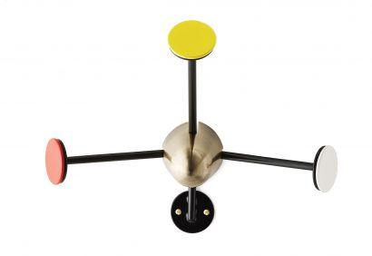 Matégot Coatrack multicolour