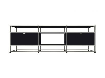 Haller TV Stand L with Double Extension