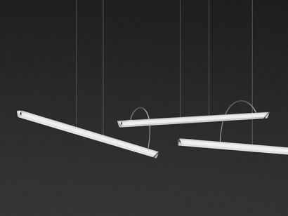 Halo Lineal 2341 Suspension Lamp