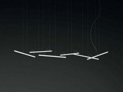 Halo Lineal 2342 Suspension Lamp