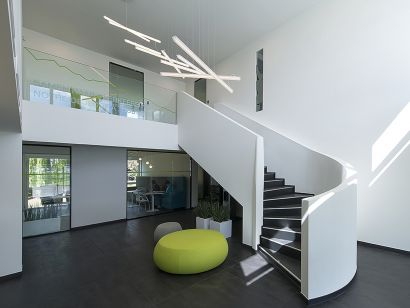 Halo Lineal 2343 Suspension Lamp