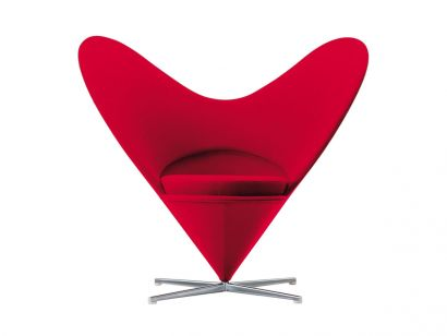 Heart Cone Chair Vitra by Verner Panton