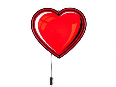 Neon Heart Valentine's Special Edition