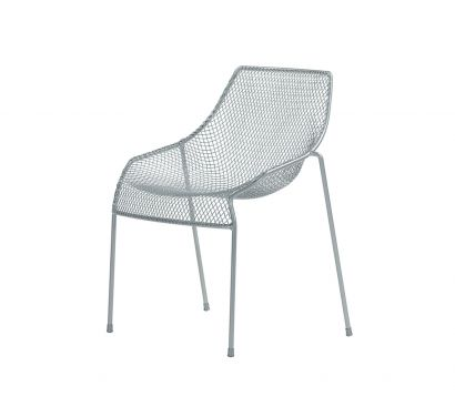 Heaven Chaise Empilable - Aluminium
