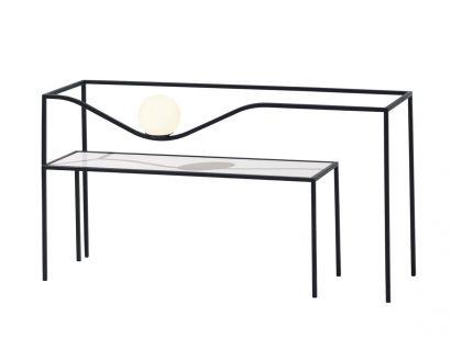 Heco Rectangular Table Lamp Outdoor Flos