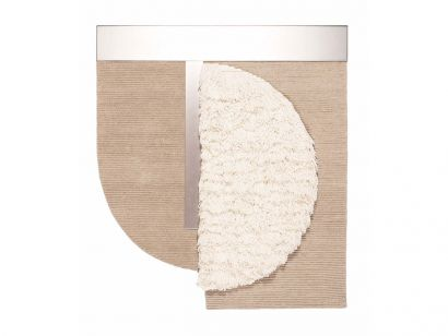 Hello Sonia Wallhanging by CC-Tapis