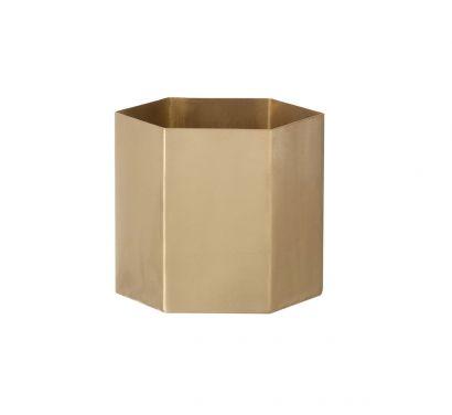 Hexagon Pot Small