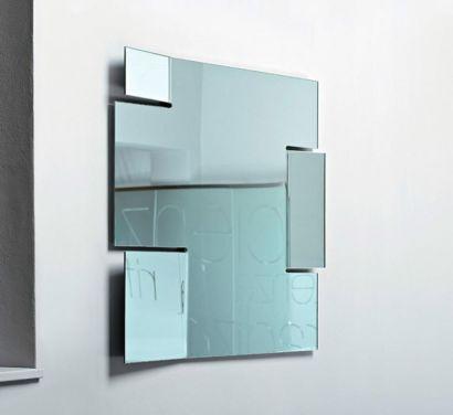 Hiroshi Wall Mirror - Square