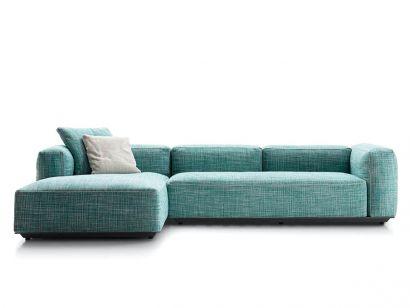 Hybrid Outdoor Modular Sofa