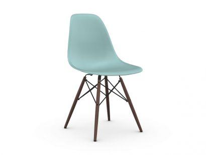 Eames Plastic Side Chair DSW Dark Maple