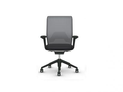 ID Mesh Office Chair - Plano 73 Nero/Coconut / Diamond Mesh 66 Nero
