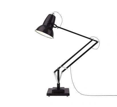 Original 1227 Giant Floor Lamp - Jet Black Gloss