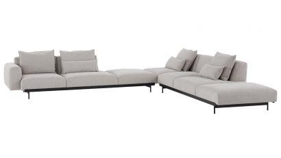 In Situ modular sofa Muuto by Anderssen & Voll