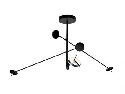 Invisible standard grok ceiling lamp