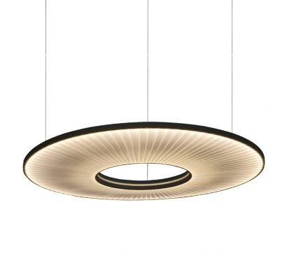 Iris Horizontal Lampe de Suspension