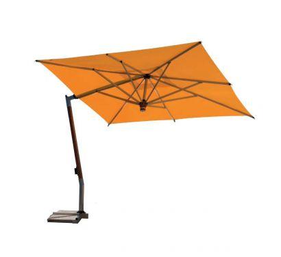 Ischia Umbrella - Teak Base