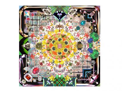 Jewels Garden - Carpet