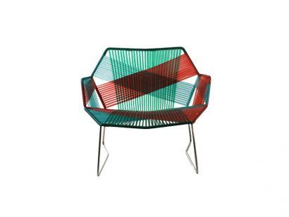 Tropicalia Chair with Armrest