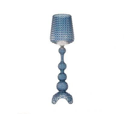 Kabuki Floor Lamp - Light Blue