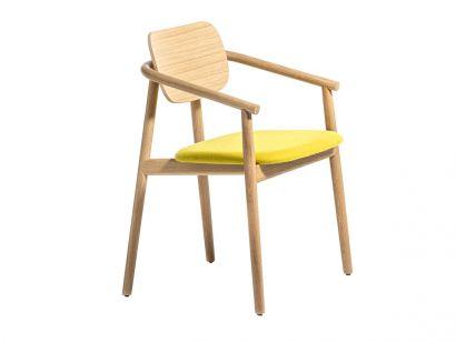 Moroso Klara Chair with Armrest