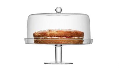 Klara Stand à gâteau et couvercle