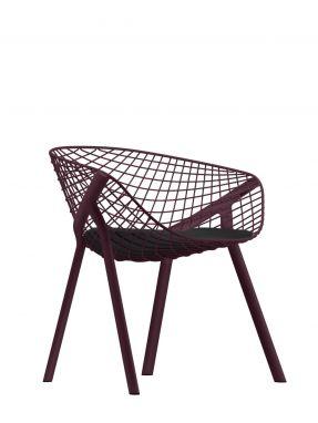 Koby Chrome Chair