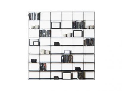 Kriptonite - Krossing Shelving Unit - 200x200 cm