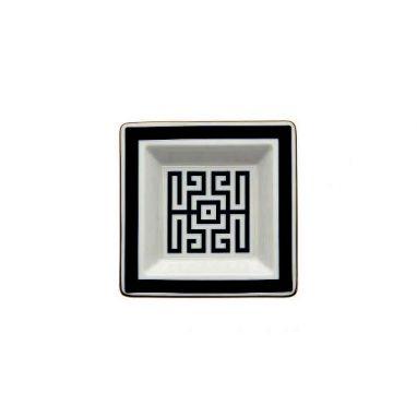 Labirinto Noir Vide-Poches L. 18 cm - P. 18 cm
