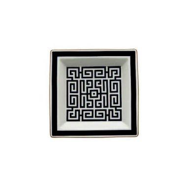 Labirinto Noir Vide-Poches L. 24,5 cm - P. 24,5 cm