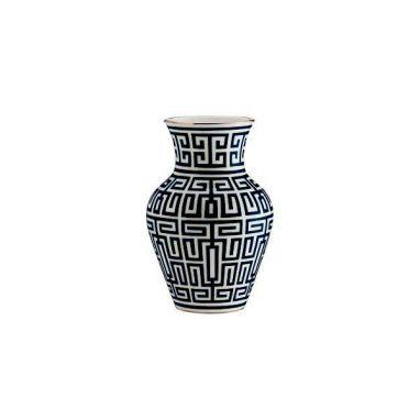 Labirinto Noir Ming Vase H. 25