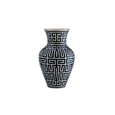 Labirinto Noir Ming Vase H. 30