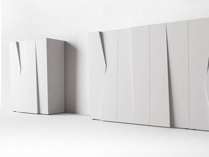 Lady&Man Storage Cabinet