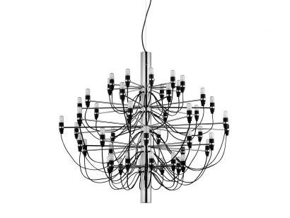 2097/50 Suspension Lamp - Chrome 2700K