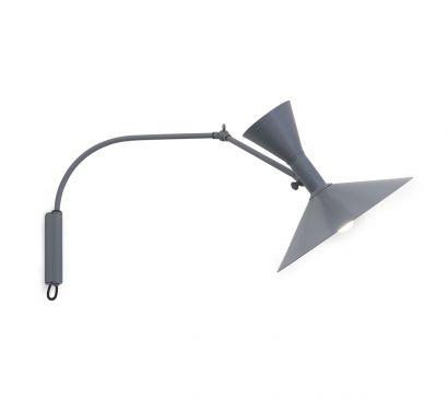 Lampe de Marseille - Wall Lamp Grey