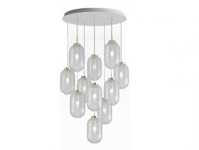 Lantern 11 Chandelier