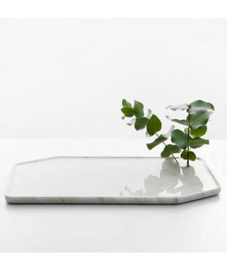 Carrara Marble Vase Grand Plan