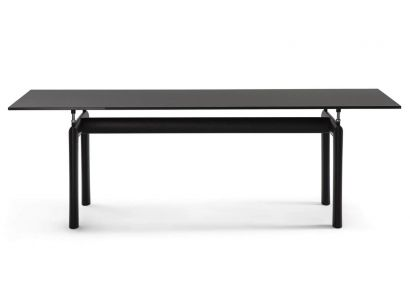 LC6 Table Cassina by Le Corbusier, Pierre Jeanneret, Charlotte Perriand